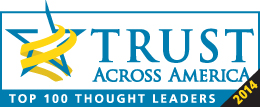 Donna Boehme named one of 2014's Top 100 Thought Leaders in Trustworthy Business