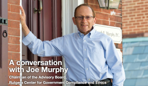 A Conversation with Joe Murphy
