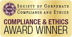 Donna Boehme awarded the Society of Corporate Compliance and Ethics 2014 International Compliance and Ethics Award