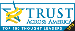 Donna Boehme named one of 2015's Top Thought Leaders in Trust
