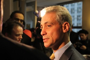 What Rahm Emanuel can teach us about trust (we're serious)