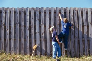 Fixing the fence problem