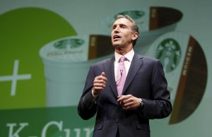 Tuning in to Trust & Ethics: Starbucks and Howard Schultz (Boehme quoted)