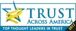 Four Years Running: Donna Boehme named one of 2017's Top Thought Leaders in Trust!