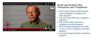 Joe Murphy Discusses SME Compliance