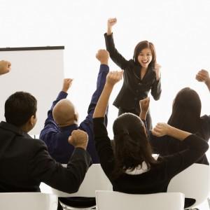 Making training interactive: One idea