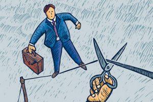 Undermining corporate self-policing