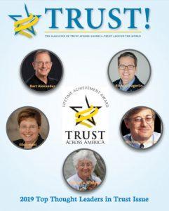 Ellen Hunt, Named a 2019 Trust Across America Lifetime Achievement Award Honoree